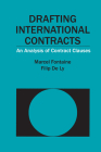 Drafting International Contracts: An Analysis of Contract Clauses Cover Image