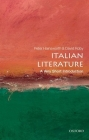 Italian Literature (Very Short Introductions) Cover Image