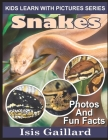 Snakes: Photos and Fun Facts for Kids Cover Image