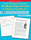 Week-by-Week Homework for Building Reading Comprehension & Fluency: Grades 2–3: 30 Reproducible High-Interest Passages for Kids to Read Aloud at Home—With Companion Activities (Week-by-Week Homework For Building Reading Comprehension and Fluency) Cover Image