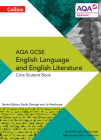 Collins GCSE English Language And English Literature for AQA: Core Student Book Cover Image