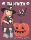 Halloween Activity Book: Coloring, Mazes, Sudoku, Learn to Draw and more for kids 4-8 yr olds Cover Image