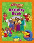 The Beginner's Bible Activity Book Cover Image