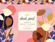 Posh: Desk Pad Undated Monthly Calendar Cover Image