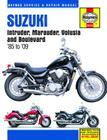 Suzuki Intruder, Marauder, Volusia and Boulevard 85 to 09 Cover Image