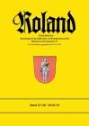 Roland: Zeitschrift der genealogisch-heraldischen Arbeitsgemeinschaft Roland zu Dortmund e.V. - Band 27 / 28 Cover Image
