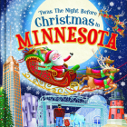 'twas the Night Before Christmas in Minnesota Cover Image