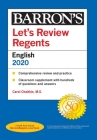 Let's Review Regents: English 2020 (Barron's Regents NY) Cover Image