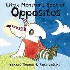 Little Monster's Book of Opposites Cover Image