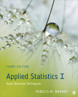 Applied Statistics I: Basic Bivariate Techniques Cover Image