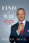 Find a Way: Three Words That Changed My Life Cover Image