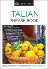 Eyewitness Travel Phrase Book Italian Cover Image