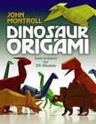 Dinosaur Origami (Dover Origami Papercraft) Cover Image