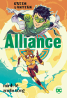 Green Lantern: Alliance Cover Image