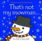 That's Not My Snowman... Cover Image