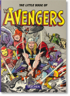 The Little Book of Avengers Cover Image