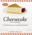 Junior's Cheesecake Cookbook: 50 To-Die-For Recipes of New York-Style Cheesecake Cover Image