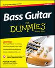 Bass Guitar for Dummies, Book + Online Video & Audio Instruction Cover Image