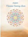 shalom Mandala Coloring Book: peace, harmony, wholeness, completeness, prosperity, welfare and tranquility Coloring Book Cover Image