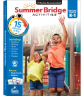 Summer Bridge Activities(r), Grades K - 1 Cover Image