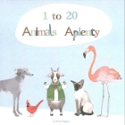 1 to 20, Animals Aplenty Cover Image