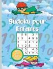 Sudoku pour Enfants: 200 grilles de sudoku très faciles à difficiles pour les enfants intelligents 6x6 avec solutions. Cover Image