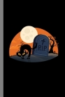 RIP Tombstone Spooky Cat: Haunted Spooky Halloween Party Scary Hallows Eve All Saint's Day Celebration Gift For Celebrant And Trick Or Treat (6