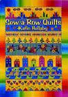 Sew a Row Quilts Cover Image