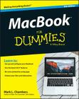 Macbook for Dummies (For Dummies (Computers)) Cover Image