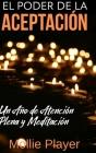 El Poder de la Aceptación: Edición de Letra Grande en Tapa dura Cover Image