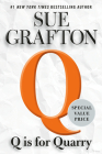Q is for Quarry (A Kinsey Millhone Novel #17) Cover Image