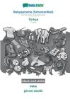 BABADADA black-and-white, Babysprache (Scherzartikel) - Türkçe, baba - görsel sözlük: German baby language (joke) - Turkish, visual dictionary Cover Image