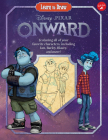 Learn to Draw Disney/Pixar Onward: Featuring all of your favorite characters, including Ian, Barley, Blazey, and more! (Licensed Learn to Draw) Cover Image