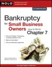 Bankruptcy for Small Business Owners: How to File for Chapter 7 Cover Image