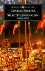 Selected Journalism 1850-1870: 1850-1870 Cover Image