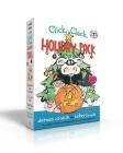 Click, Clack, Holiday Pack: Click, Clack, Moo I Love You!; Click, Clack, Peep!; Click, Clack, Boo!; Click, Clack, Ho, Ho, Ho! (A Click Clack Book) Cover Image