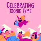 Celebrating Toonik Tyme: English Edition Cover Image