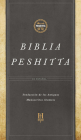 Biblia Peshitta, tapa dura: Revisada y aumentada Cover Image