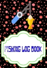 Fishing Log Book April: Keeping A Fishing Logbook 110 Pages Size 7 X 10 Inches Cover Matte - Tackle - Guide # Stream Standard Print. Cover Image