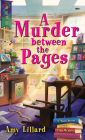 A Murder Between the Pages Cover Image