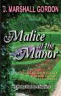 Malice at the Manor (Penny Summers Mystery #2) Cover Image