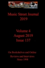 Music Street Journal 2019: Volume 4 - August 2019 - Issue 137 Cover Image