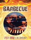 Barbecue 2021 BBQ Calendar Cover Image