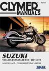 Suzuki Volusia/Boulevard C50 (2001-2019) Clymer Repair Manual: Maintenance * Troubleshooting * Repair (Clymer Powersport) Cover Image