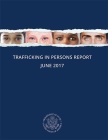 Trafficking in Persons Report 2017 Cover Image