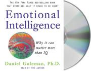 Emotional Intelligence: Why It Can Matter More Than IQ Cover Image