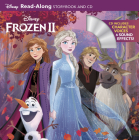 Frozen 2 Read-Along Storybook and CD Cover Image