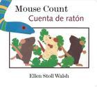 Mouse Count/Cuenta de ratón: [Lap-Sized Board Book] Cover Image