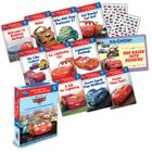 Reading Adventures Cars level 1 Boxed Set Cover Image