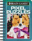 Brain Games Mini - Pixel Puzzles Cover Image